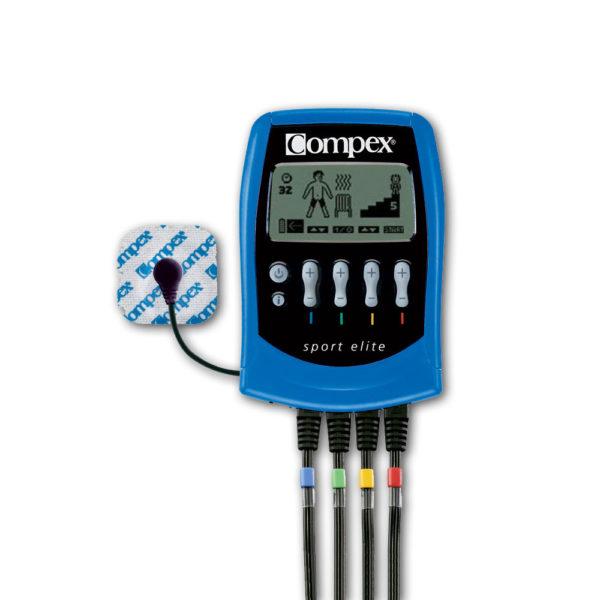 Terapia fisica - Elettrostimolatore Compex Sport Elite