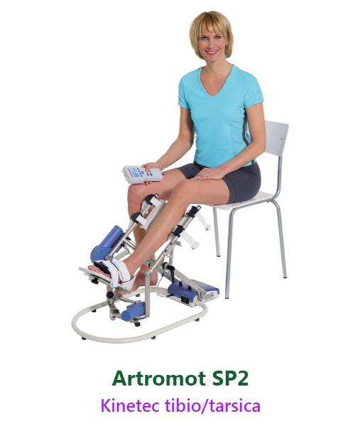 Artromot SP2 - Kinetec tibio/tarsica - Riabilita System